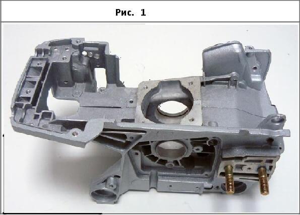 Бензопила Oleo-Маc GSH 51