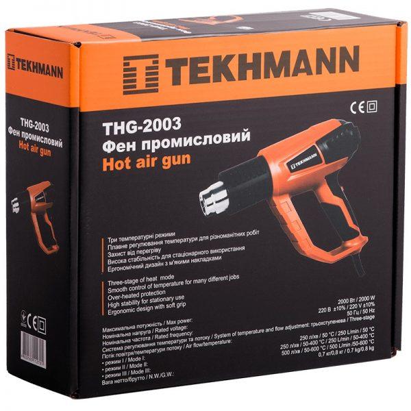 Фен Tekhmann THG-2003 фото5