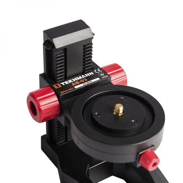 Базовая опора для лазерного строительного уровня Tekhmann AB-03 фото3