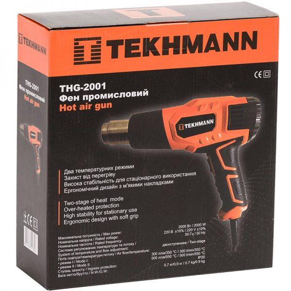 Фен Tekhmann THG-2001 фото4