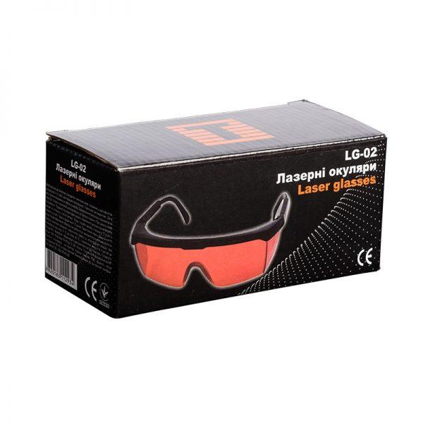 Лазерные очки Tekhmann LG-02 фото3