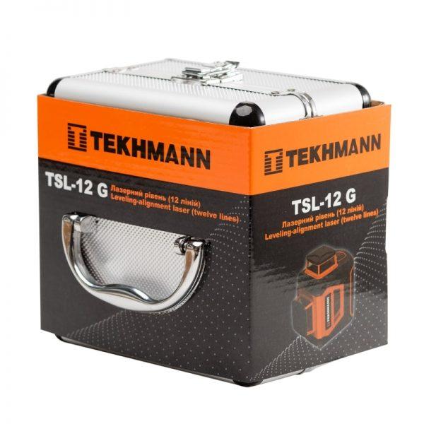 Лазерный уровень Tekhmann TSL-12 G фото1