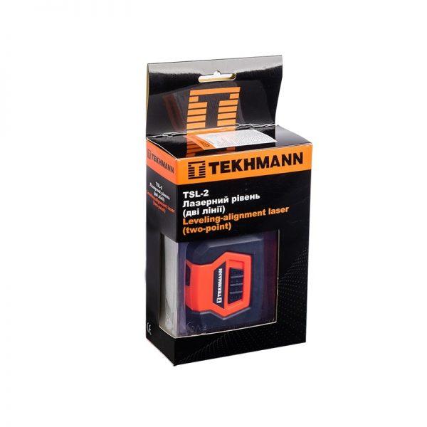 Лазерный уровень Tekhmann TSL-2 фото6