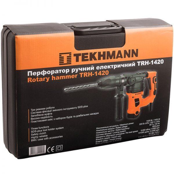 Перфоратор Tekhmann TRH-1420 фото6