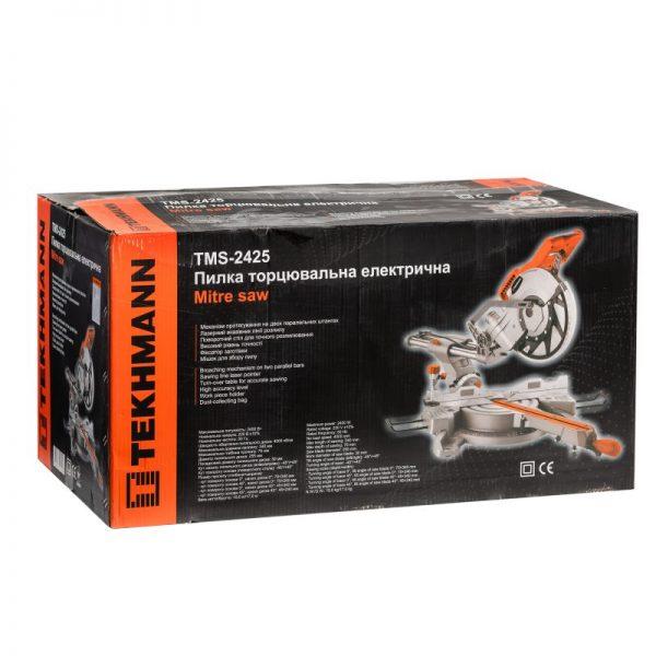 Пила торцовочная Tekhmann TMS-2425 фото5