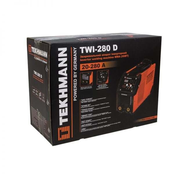 Сварочный аппарат Tekhmann TWI-280D фото4