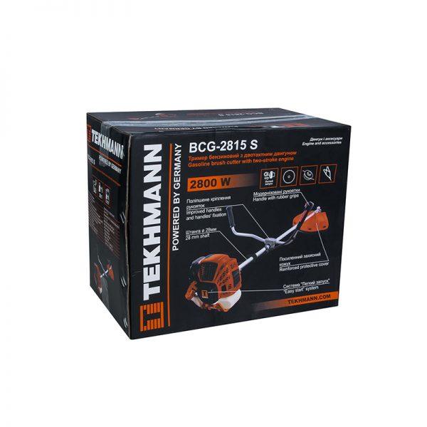 Триммер Tekhmann BCG-2815S фото8