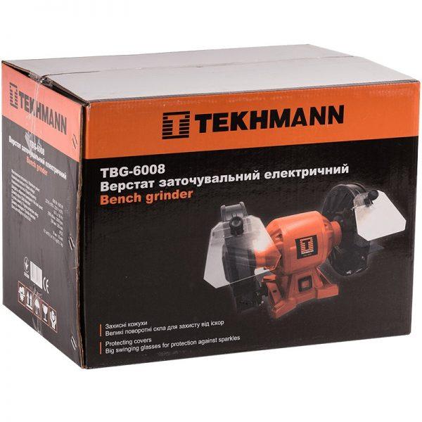 Заточной станок Tekhmann TBG-6008 фото4