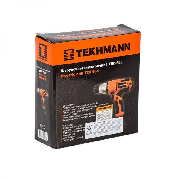 Шуруповерт Tekhmann TED-650 фото7