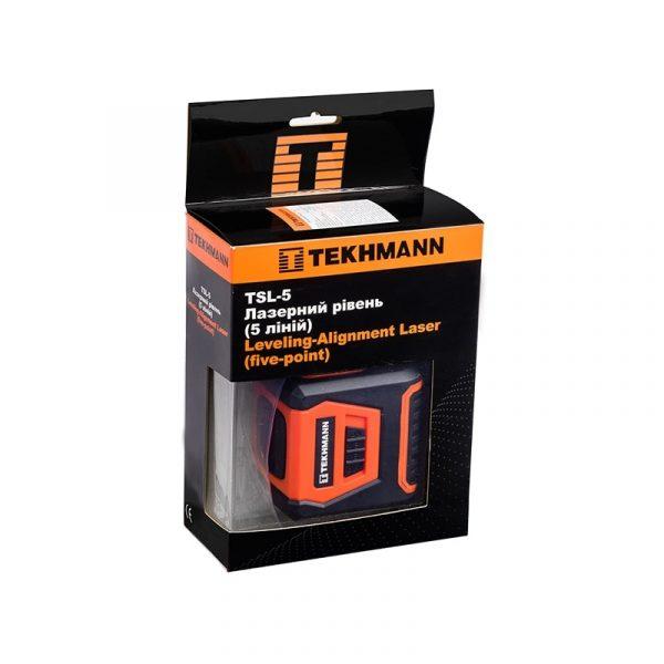 Лазерный уровень Tekhmann TSL-5 фото7