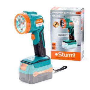 Фонарь аккумуляторный Sturm LL8320CL