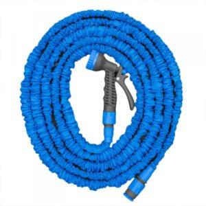 Растягивающийся шланг Bradas TRICK HOSE 5-15 м, голубой, WTH515BL