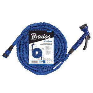 Растягивающийся шланг Bradas TRICK HOSE 15-45 м, синий, WTH1545BL-T-L