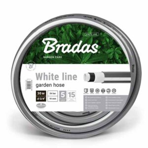 "Шланг для полива Bradas WHITE LINE 5/8"" 20м, WWL5/820"