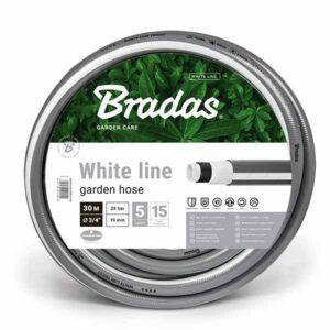 "Шланг для полива Bradas WHITE LINE 3/4"" 30м, WWL3/430"